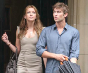 Spotted: Chace Crawford and Katie Cassidy!