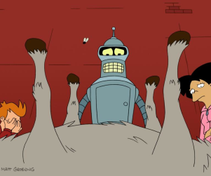 "Futurama Review: ""Attack of the Killer App!"""