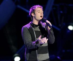Blake Lewis Debut Album Lands in Top 10