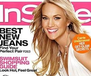 Carrie Underwood is In Style