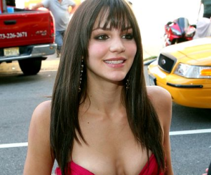 Katharine McPhee Cleavage Pic of the Day: Yowza!