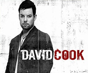 David Cook Album Cover, Track List