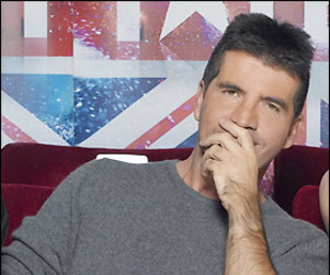 Simon Cowell Crushes on Britney Spears