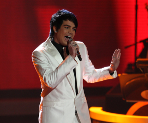 Adam Lambert, Kris Allen Remain in Front of Rat Pack