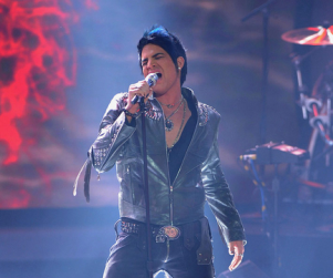 Adam Lambert Rocks, Rolls, Rules on American Idol