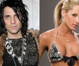 Criss Angel Speaks with a WWE Diva
