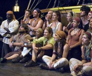 Pirate Master Premieres, Episode Guide Live