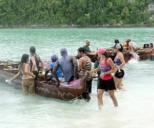 Survivor Spoilers, Photos for Micronesia