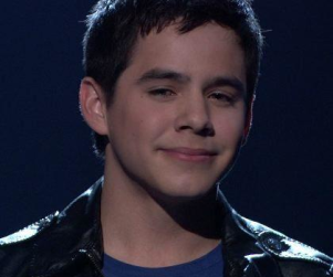 Imagine David Archuleta as the American Idol Champion...