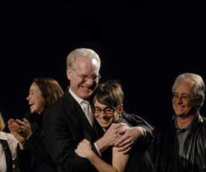 Tim Gunn Comments on Christian Siriano Victory