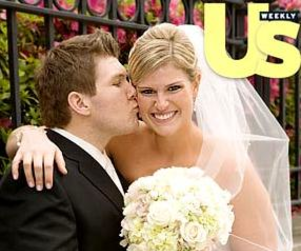 Amy Hildreth and Marty Wolff: The Wedding Photo