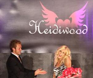 Heidi Montag Debuts Fashion Line