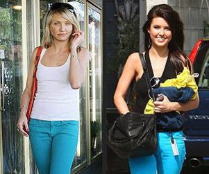 Photo Finish: Audrina Patridge vs. Cameron Diaz