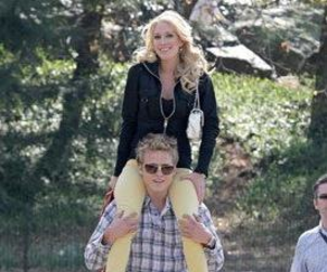 Heidi Montag Straddles Head of Spencer Pratt