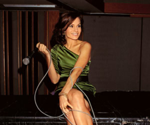 Kara DioGuardi Feels Accepted on American Idol
