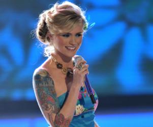 Megan Joy Dishes on American Idol Elimination