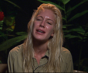 "Heidi and Spencer Cry, Whine, Bolt ""I'm a Celebrity"""