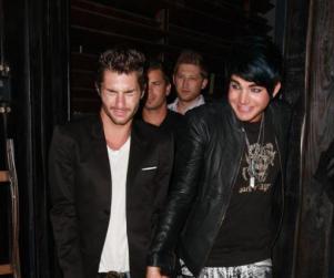 Drake LaBry: Dating Adam Lambert!
