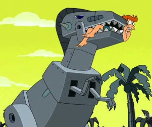 "Futurama Review: ""A Clockwork Origin"""