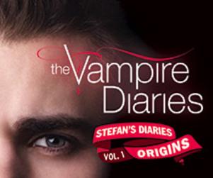 A Sneak Peek at Stefan's Diaries #1: Origins