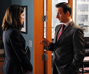 "The Good Wife Review: ""Taking Control"""