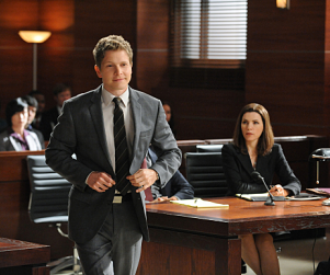 The Good Wife First Look: Season Two Premiere Pictures