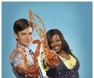 Glee Promo Pics: Attack of the Slushees!