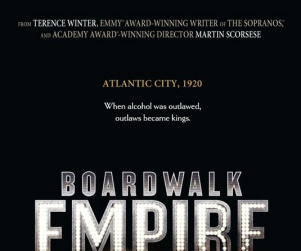 Boardwalk Empire Poster: Outlaws as Kings