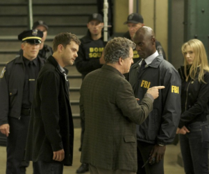 "Fringe Season Three Premiere Pics: ""Olivia"""