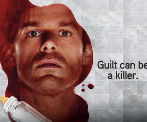 Dexter Season 5 Poster: A Killer Conscience