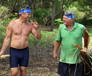 Survivor Review: Holy @#$%! That's Jimmy Johnson!