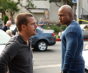 NCIS: Los Angeles Review: WikiLeaks and Gray Areas