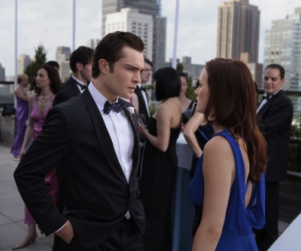 Chuck and Blair to Call a Truce on Gossip Girl?