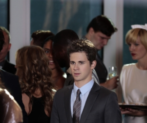 Eric to Remain Recurring Character on Gossip Girl