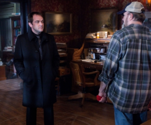 "Supernatural Review: ""Weekend at Bobby's"""