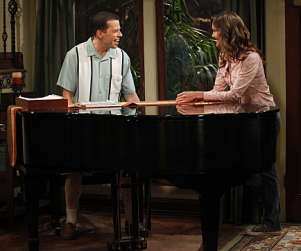 "Two and a Half Men Review: ""The Immortal Mr. Billy Joel"""