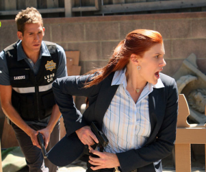 CSI First Look: Katee Sackhoff as Frankie Reed