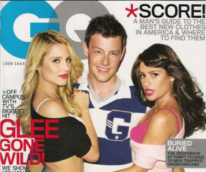 Glee Cast Members: Too Sexy for GQ?
