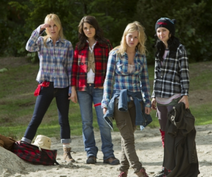 "Life Unexpected Preview: ""Camp Grounded"""