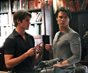 "The Vampire Diaries Music: ""Plan B"""