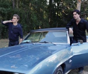 The CW Schedules Vampire Diaries Marathon