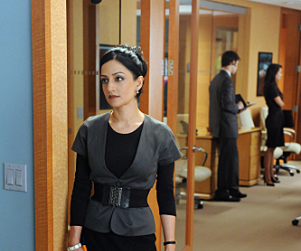 The Good Wife Season 4 Scoop: Kalinda's Husband! Maura Tierney!