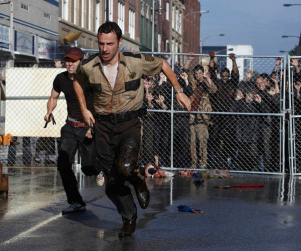 The Walking Dead Review: A Dangerous Game of Dress-Up