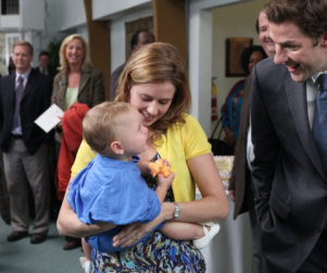 The Office Spoilers: A New Baby For...