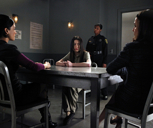 The Good Wife Review: Pay Attention, Dina Lohan!