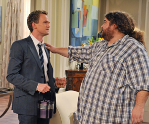 "How I Met Your Mother Review: ""Blitzgiving"""