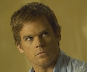 Dexter to Make Like The Da Vinci Code