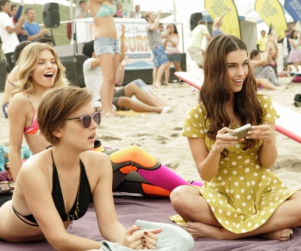 90210 Review: Hot Tian Action!