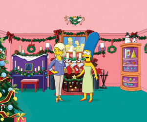 "The Simpsons Review: ""The Fight Before Christmas"""