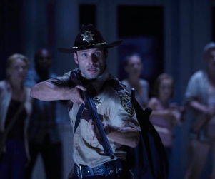 "The Walking Dead Season Finale Review: ""TS-19"""